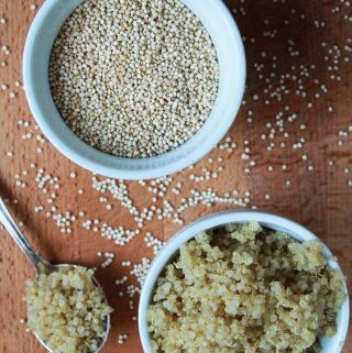 Ako správne uvariť nadýchanú quinou?