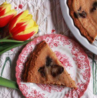 bezlepkový koláč z makovej múky