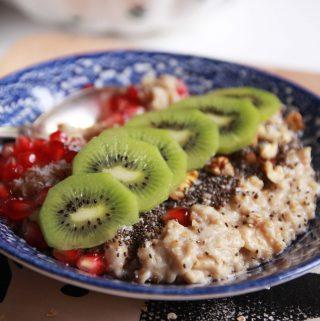 Ovsená kaša – raňajková klasika