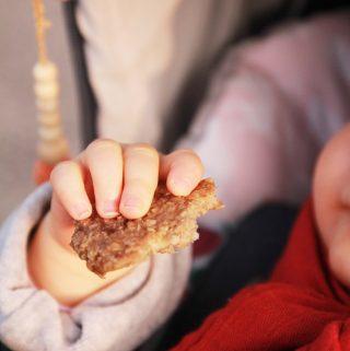 Banánovo – ovsené mäkkučke cookies pre deti aj dospelých